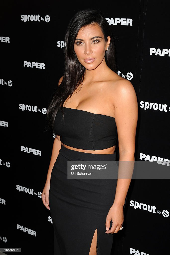 Paper magazine sprout by hp amp dkny break the internet issue release