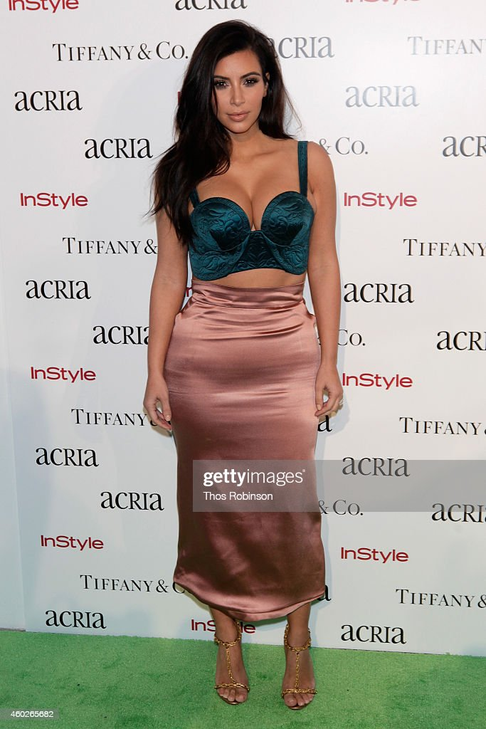 <a gi-track='captionPersonalityLinkClicked' href=/galleries/search?phrase=Kim+Kardashian&family=editorial&specificpeople=753387 ng-click='$event.stopPropagation()'>Kim Kardashian</a> attends the 19th Annual ACRIA Holiday Dinner at Skylight Modern on December 10, 2014 in New York City.