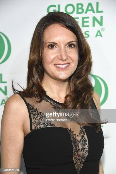 Kim Kessler attends the 14th Annual Global Green Pre Oscar Party at TAO Hollywood on February 22 2017 in Los Angeles California