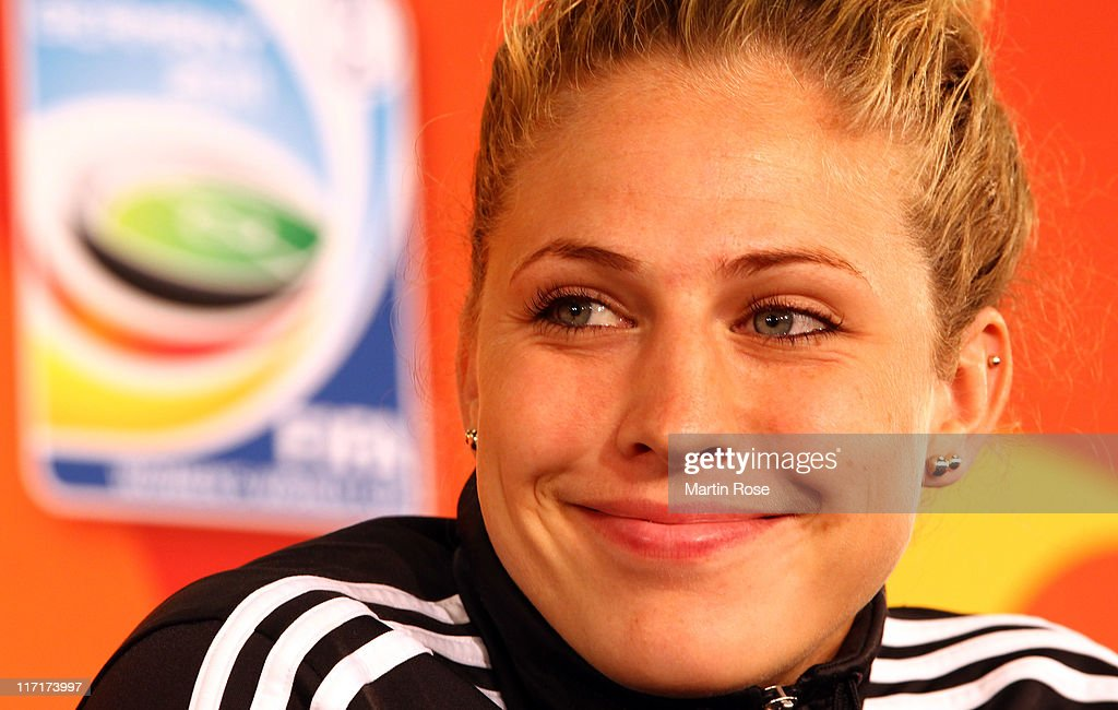 Women's Football Campaign Press Conference - FIFA Women's World Cup 2011