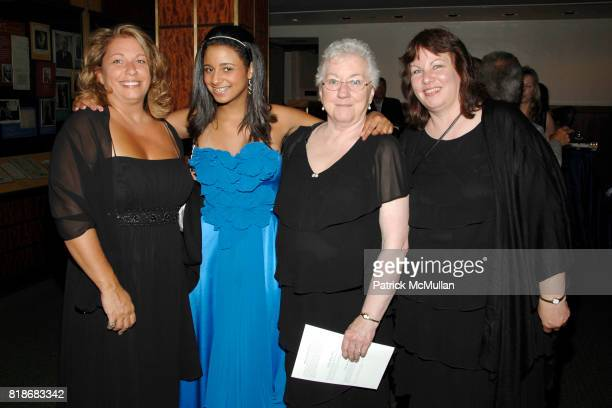 Kim Labo Jensen Weynands Beverly Kramlich and Sue Hobbs attend 'An Evening of Piano in Various Genres' Hosted by Lora Fred Drasner at Carnegie Hall...