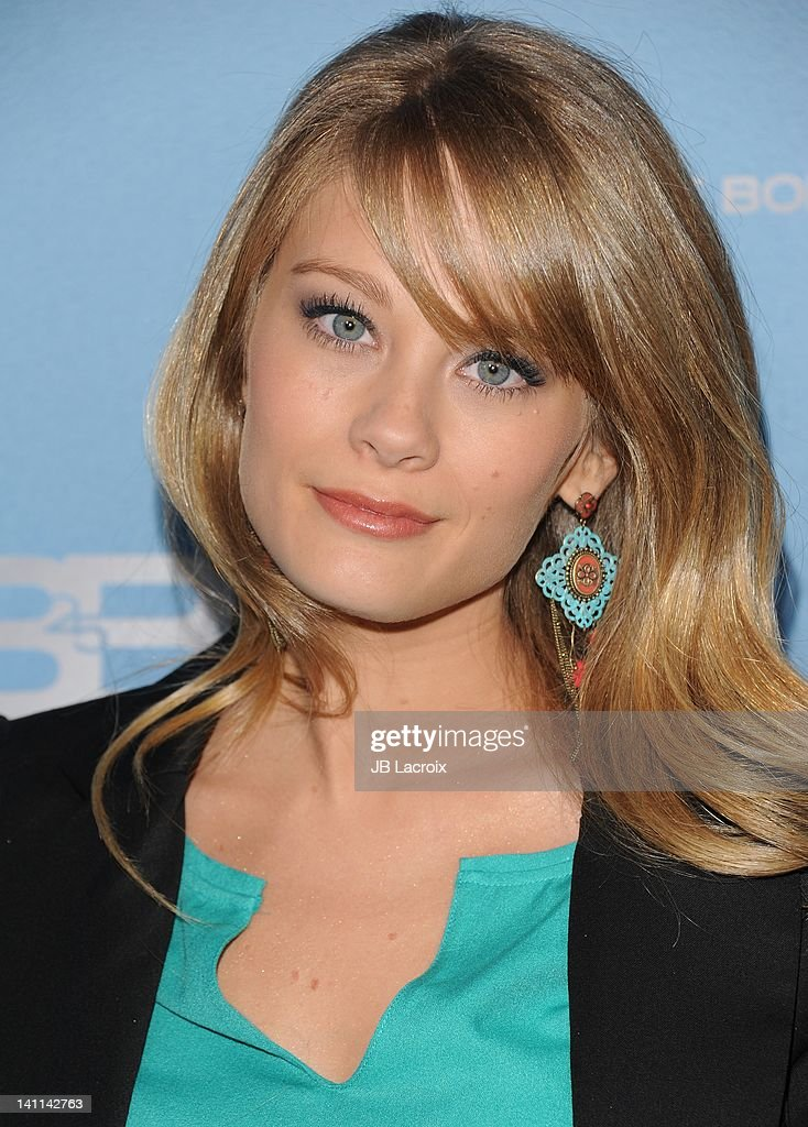 Kim Matula attends the 25th Silver Anniversary party for CBS' 'The Bold And The Beautiful on March 10, 2012 in Los Angeles, California.
