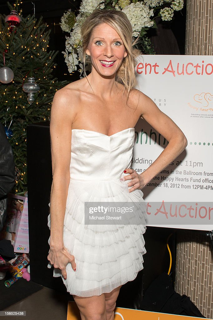 Kim McCall attends Celebrate Your Status 2012 by the Happy Hearts Fund at Gansevoort Park Hotel on December 17, 2012 in New York City.