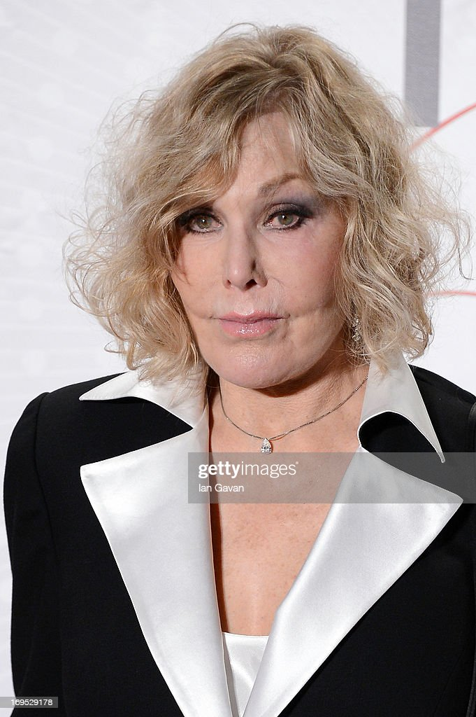 <a gi-track='captionPersonalityLinkClicked' href=/galleries/search?phrase=Kim+Novak&family=editorial&specificpeople=91304 ng-click='$event.stopPropagation()'>Kim Novak</a> attends he Palme D'Or Winners dinner during The 66th Annual Cannes Film Festival at Agora on May 26, 2013 in Cannes, France.