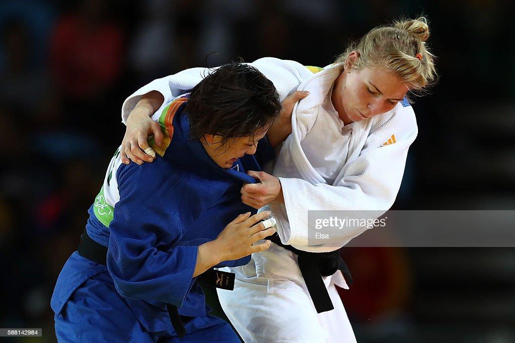 Judo - Olympics: Day 5