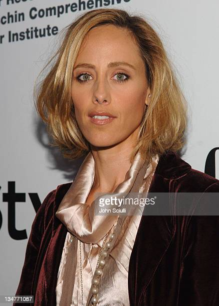 Kim Raver during 2nd Annual 'The Pink Party' A StarStudded Elyse Walker Benefit Supporting CedarsSinai Women's Cancer Research Institute at Viceroy...