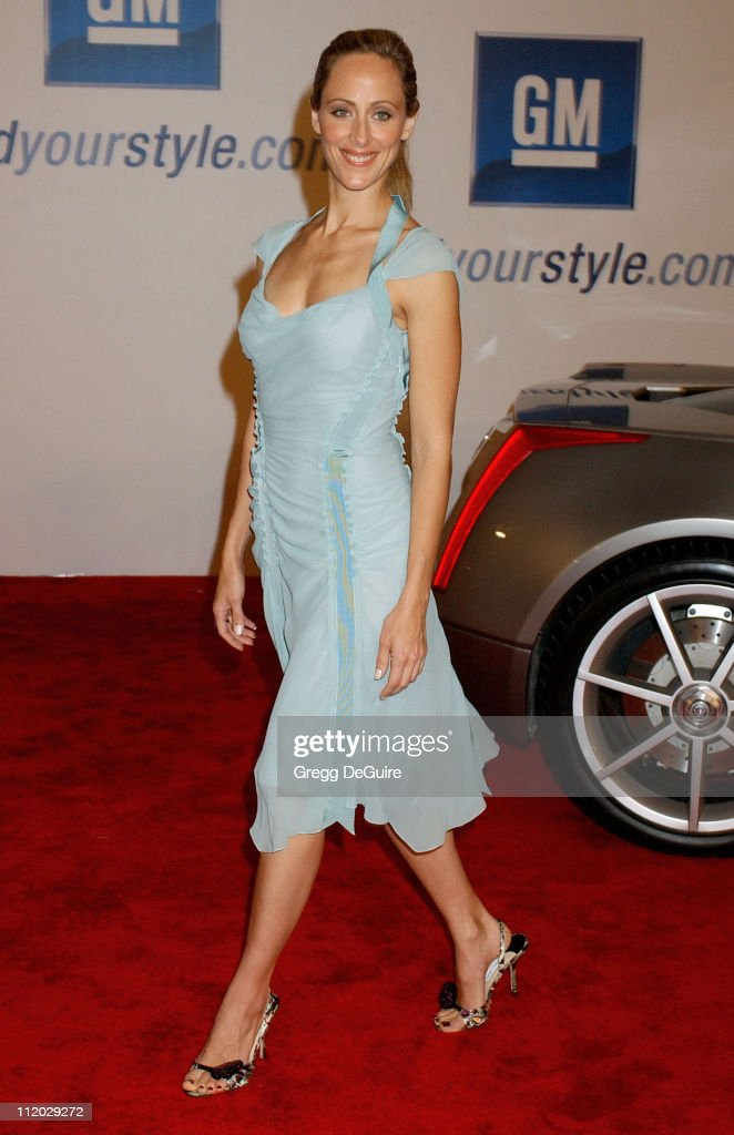 Kim Raver during 4th Annual 'ten' Fashion Show Presented By General Motors at Pavilion in Hollywood in Hollywood, California, United States.
