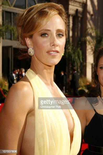 Kim Raver during 58th Annual Primetime Emmy Awards Red Carpet at The Shrine Auditorium in Los Angeles California United States