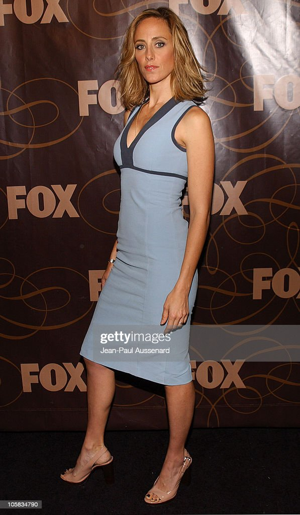 Kim Raver during FOX Television 2006 TCA Winter Party at Citizen Smith in Hollywood California United States