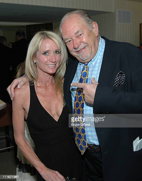 Kim Richards and Robin Leach during Variety International The Children's Charity Honors William Austin as 'Humanitarian Of The Year' at Bally's Hotel...