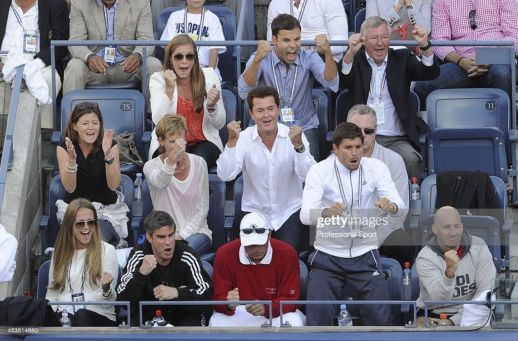 us open men s singles final pictures getty images us open men s singles final kim sears the girlfriend of andy murray of great britain andy coach
