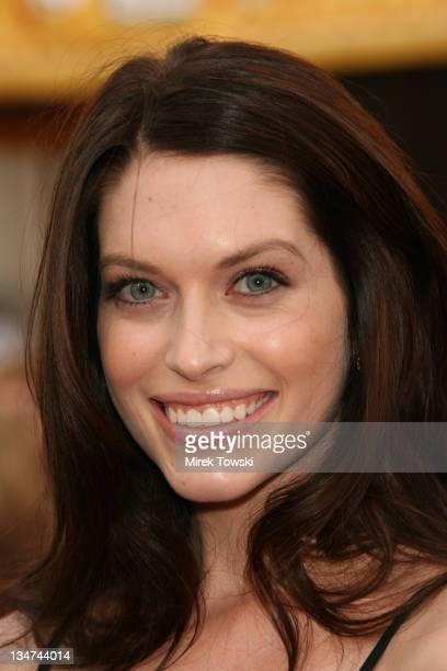 Kim Smith during 'Pirates of the Caribbean Dead Man's Chest' Los Angeles Premiere Arrivals at Main Street USA Disneyland in Anaheim California United...