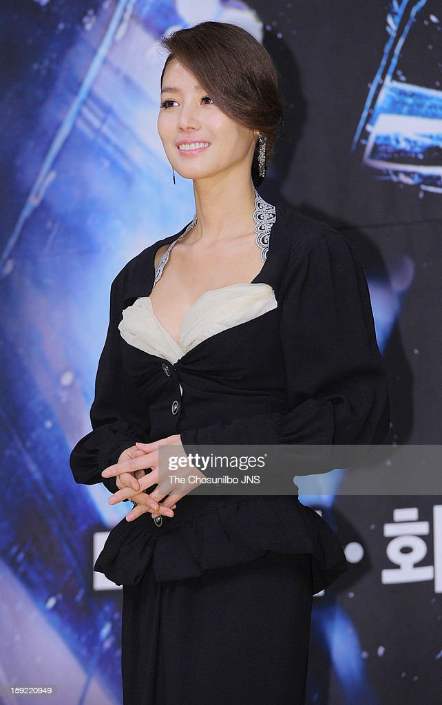 Kim Sung-Ryeong attends the SBS Drama 'Yawang' press conference at SBS Building on January 9, 2013 in Seoul, South Korea.