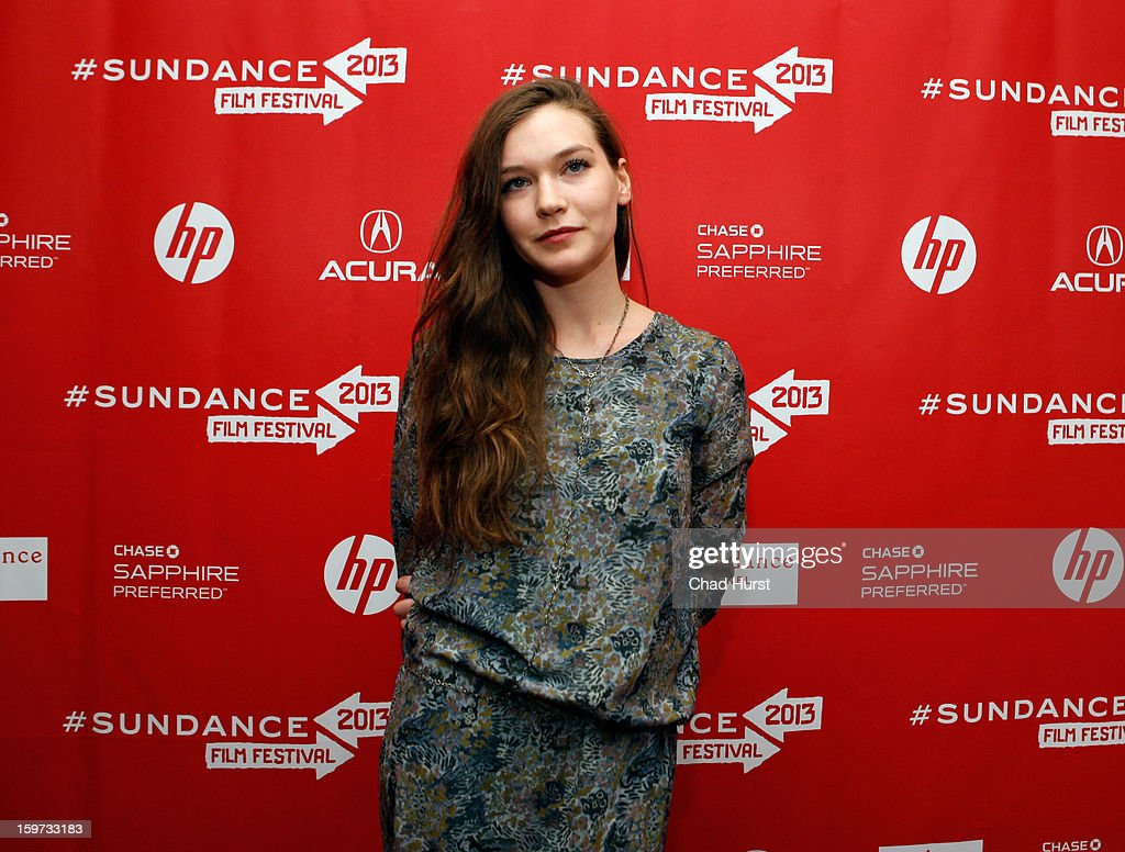 Kim Taylor attends 'I Used To Be Darker' Premiere during the 2013 Sundance Film Festival at Yarrow Hotel Theater on January 19, 2013 in Park City, Utah.