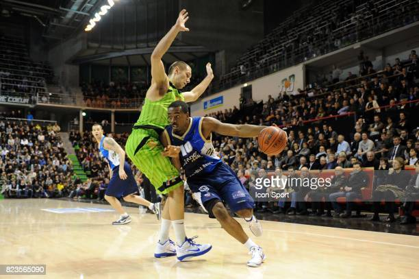 Kim TILLIE / KC RIVERS ASVEL / Roanne 13eme journee de Pro A