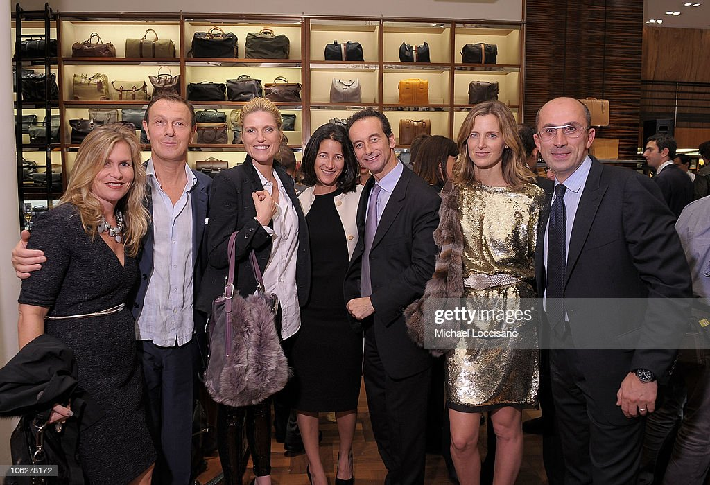 Barneys Celebrates Diego Della Valle's Brand Visionary Award