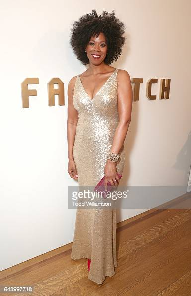 Kim Wayans attends the 8th Annual Oscar's Sistahs Soiree Presented by Alfre Woodard and Farfetch at the Beverly Wilshire Four Seasons Hotel on...