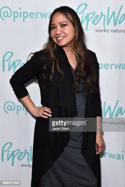 Kim Weling attends PiperWai NYC Launch Event at Vnyl on May 24 2017 in New York City