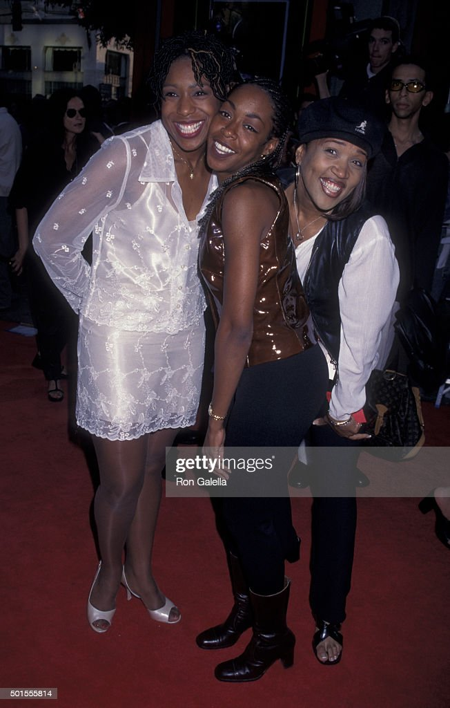 Kim whiller dawn lewis and tashina arnold attend the premiere of
