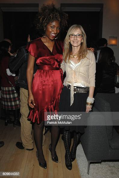 Kim White and Maria Ash attend Christmas Shopping Celebration For BIANCA PRATTS Jewelry Collection GLAMOUR GIRLS Hosted By ED BENNETT SUSAN SHIN at...