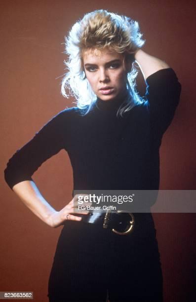 Kim Wilde posing on July 02 1988 in London United Kingdom 170612F1