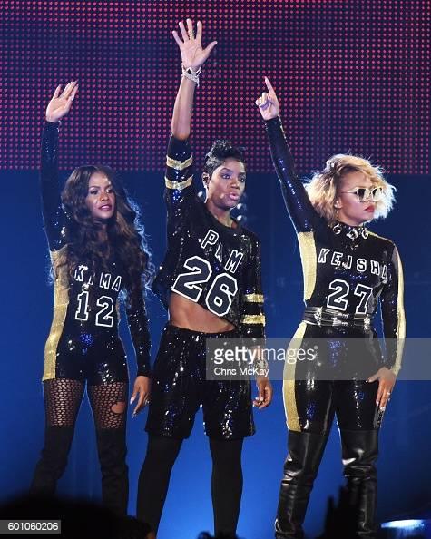 Kima Raynor Dyson Pamela Long and Keisha Spivey Epps of Total perform ...