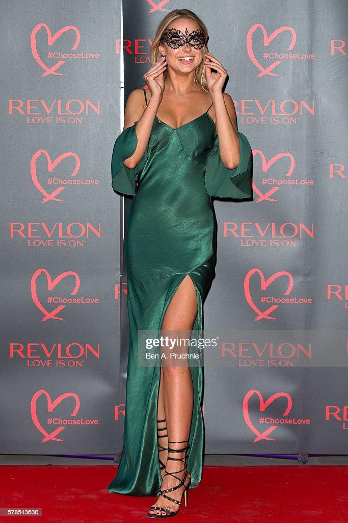 Revlon Choose Love Masquerade Ball