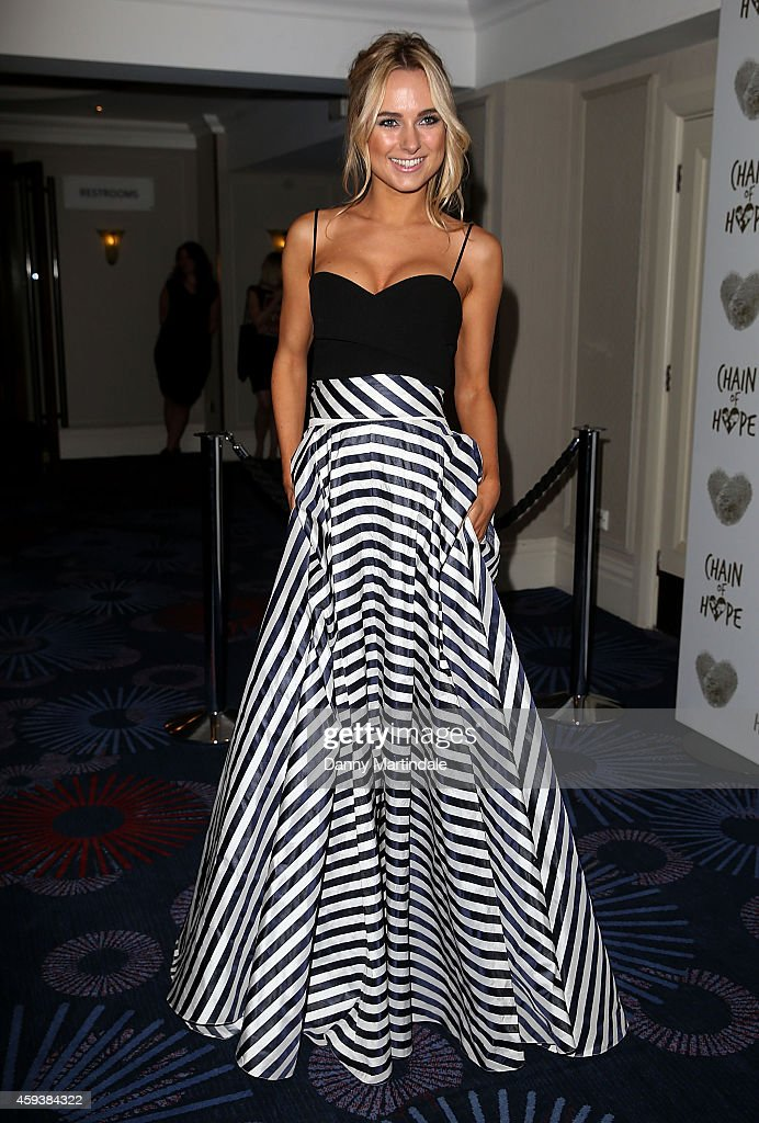 Chain Of Hope Ball - Red Carpet Arrivals