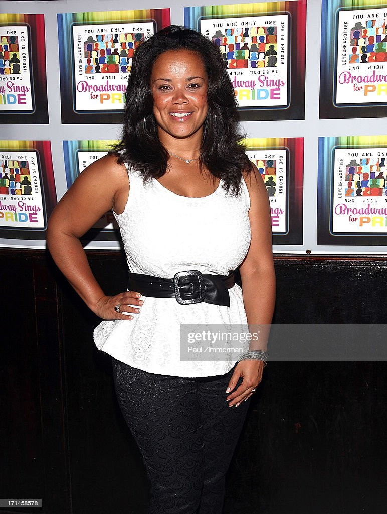<a gi-track='captionPersonalityLinkClicked' href=/galleries/search?phrase=Kimberley+Locke&family=editorial&specificpeople=238839 ng-click='$event.stopPropagation()'>Kimberley Locke</a> attends Broadway Sings For Pride NYC 2013 Benefit at Iguana on June 24, 2013 in New York City.