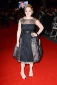 Kimberley Nixon attends the UK Premiere of 'The Twilight Saga Breaking Dawn Part 2' at Odeon Leicester Square on November 14 2012 in London England
