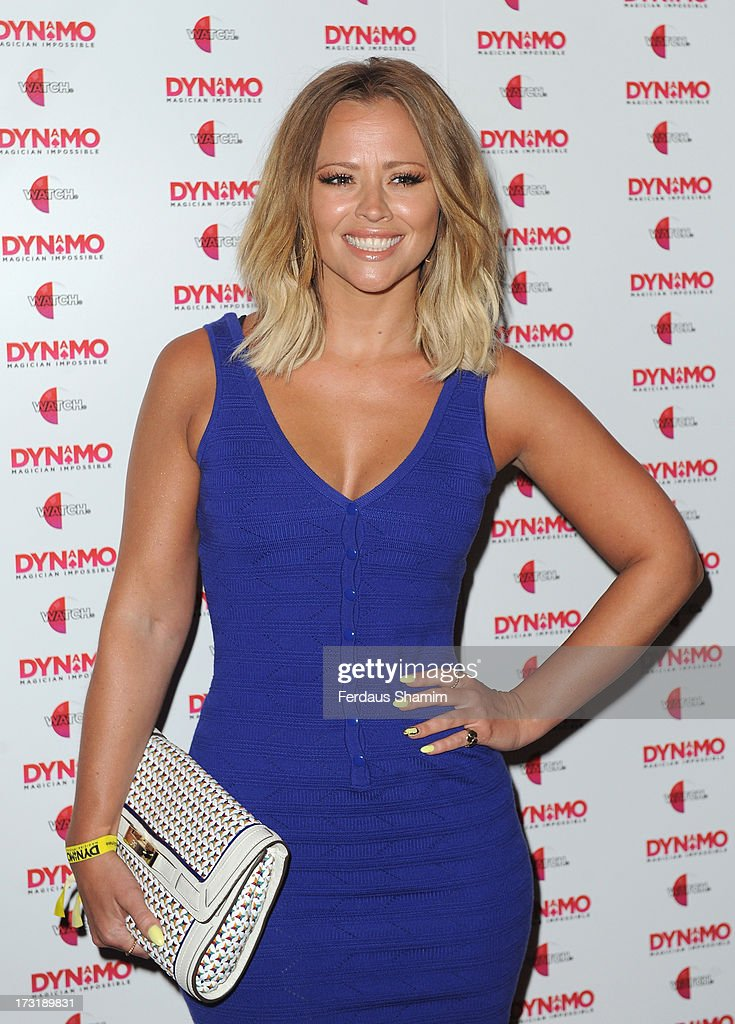 <a gi-track='captionPersonalityLinkClicked' href=/galleries/search?phrase=Kimberley+Walsh&family=editorial&specificpeople=202674 ng-click='$event.stopPropagation()'>Kimberley Walsh</a> attends Dynamo's secret London gig on July 9, 2013 in London, England.