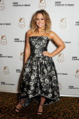 Kimberley Walsh attends the BBC Children in Need Gala hosted by Gary Barlow at The Grosvenor House Hotel on November 11 2013 in London England