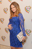 Kimberley Walsh attends the Health Lottery Tea Party at The Savoy on June 2 2014 in London England