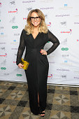 Kimberley Walsh attends the Spectacle Wearer Of the year Awards at 8 Northumberland Avenue on October 7 2014 in London England