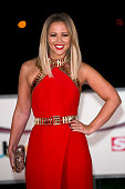 Kimberley Walsh attends The Sun Military Awards at National Maritime Museum on December 11 2013 in London England