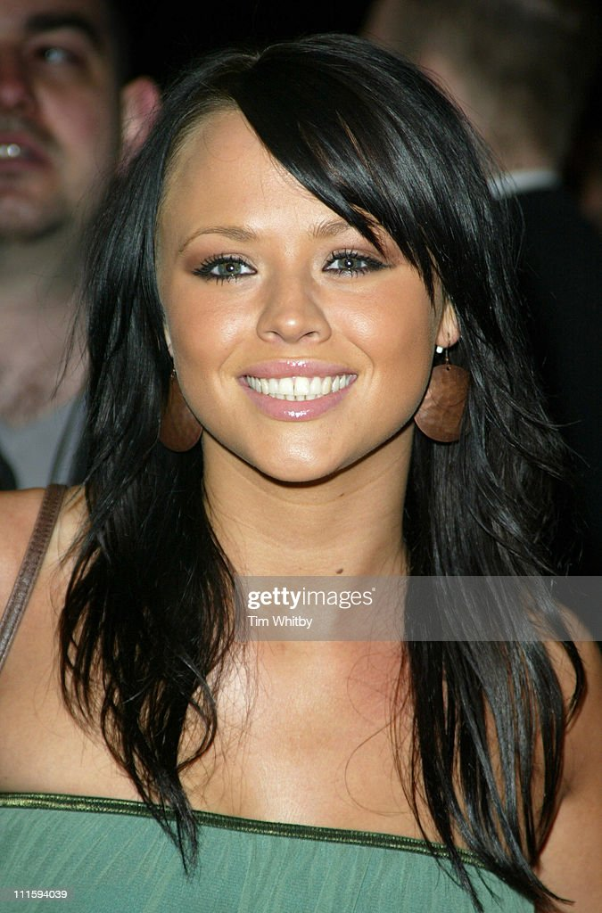 <a gi-track='captionPersonalityLinkClicked' href=/galleries/search?phrase=Kimberley+Walsh&family=editorial&specificpeople=202674 ng-click='$event.stopPropagation()'>Kimberley Walsh</a> of <a gi-track='captionPersonalityLinkClicked' href=/galleries/search?phrase=Girls+Aloud&family=editorial&specificpeople=212984 ng-click='$event.stopPropagation()'>Girls Aloud</a> during Gizmondo Multi-Media Handheld Launch Party - Arrivals at Park Lane Hotel in London, United Kingdom.