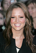 Kimberley Walsh of Girls Aloud during Variety Club Children's Charity Annual Gold Heart Appeal with Girls Aloud at Harrods in London United Kingdom