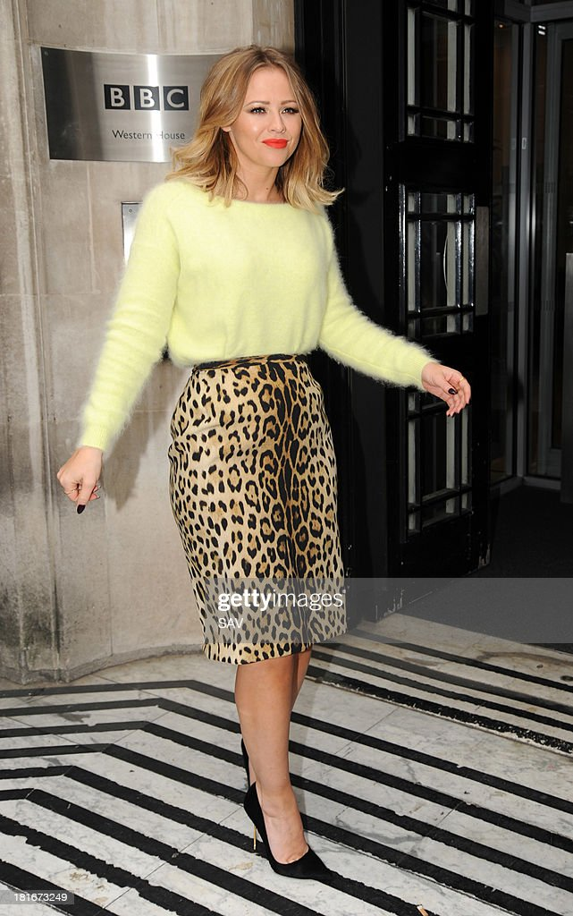 <a gi-track='captionPersonalityLinkClicked' href=/galleries/search?phrase=Kimberley+Walsh&family=editorial&specificpeople=202674 ng-click='$event.stopPropagation()'>Kimberley Walsh</a> pictured at the BBC on September 23, 2013 in London, England.