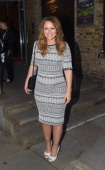 Kimberley Walsh sighting on May 21 2014 in London England