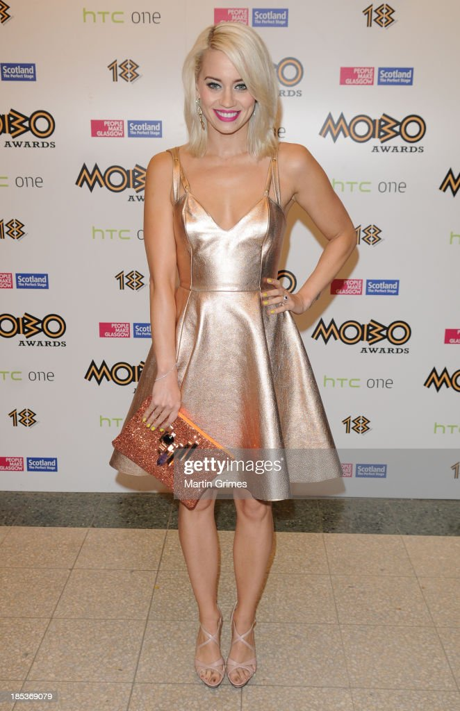 The 18th Annual MOBO Awards - Roaming Arrivals