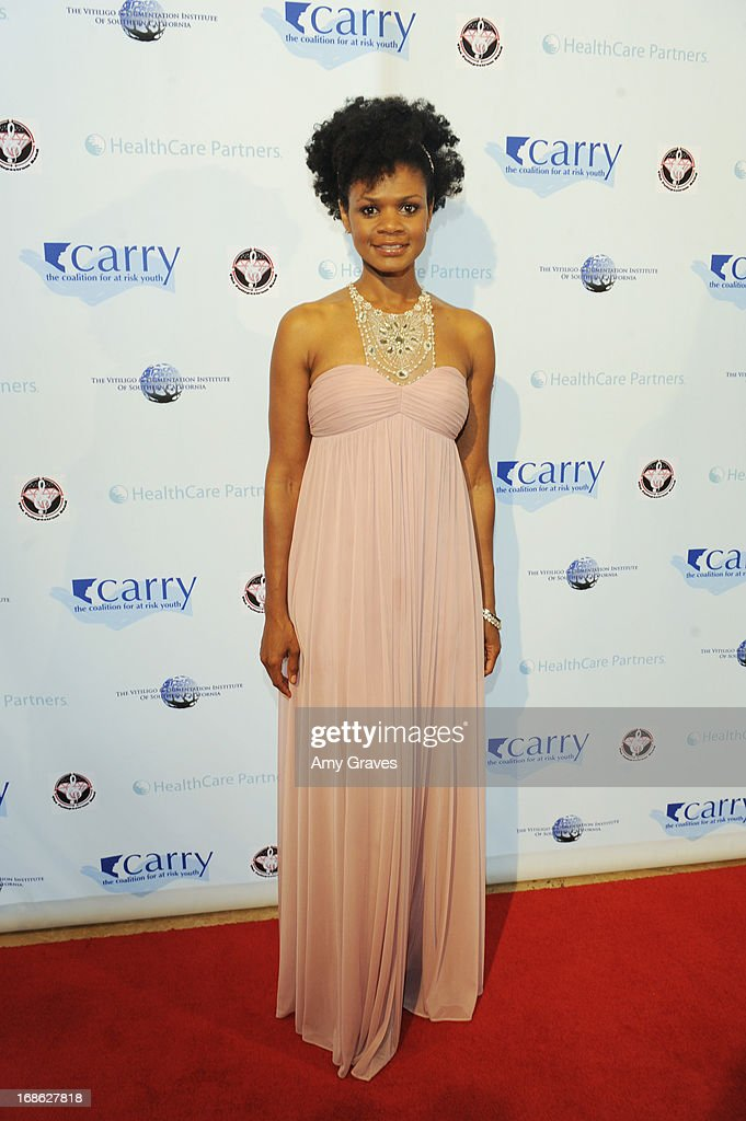 Kimberly Elise attends the CARRY Foundation's 7th Annual 'Shall We Dance' Gala at The Beverly Hilton Hotel on May 11, 2013 in Beverly Hills, California.