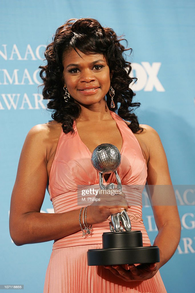 Kimberly Elise, winner Outstanding Actress in a Drama Series for 'Close to Home'