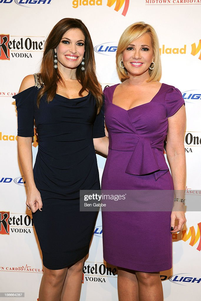 <a gi-track='captionPersonalityLinkClicked' href=/galleries/search?phrase=Kimberly+Guilfoyle&family=editorial&specificpeople=240297 ng-click='$event.stopPropagation()'>Kimberly Guilfoyle</a> and Jamie Colby attend the 2012 GLAAD Art Auction at Metropolitan Pavilion on November 18, 2012 in New York City.
