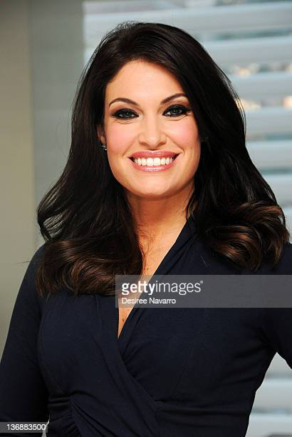 Kimberly Guilfoyle attends the grand opening celebration at Cleo Spa and Salon on June 29 2011 in New York City