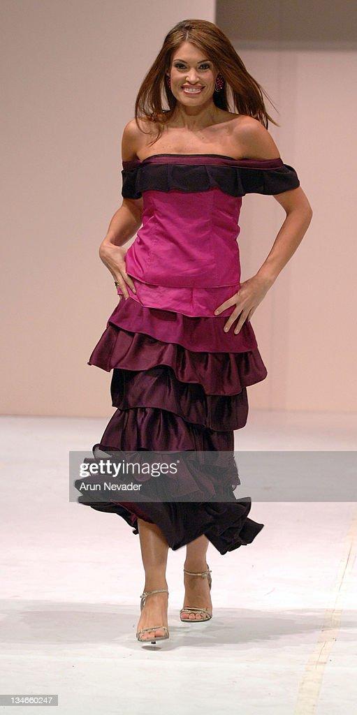 San Francisco Fashion Week 2005 Mel Rose Runway Getty