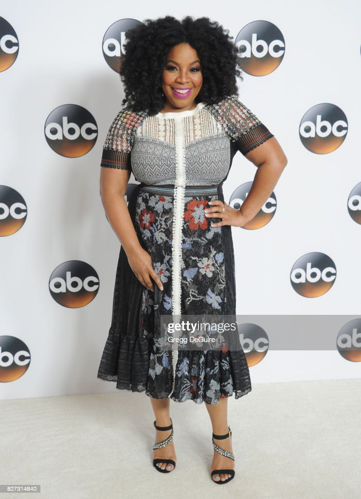 Kimberly Hebert Gregory arrives at the 2017 Summer TCA Tour - Disney ABC Television Group at The Beverly Hilton Hotel on August 6, 2017 in Beverly Hills, California.