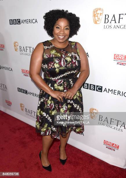 Kimberly Hebert Gregory attends the BBC America BAFTA Los Angeles TV Tea Party 2017 at The Beverly Hilton Hotel on September 16 2017 in Beverly Hills...