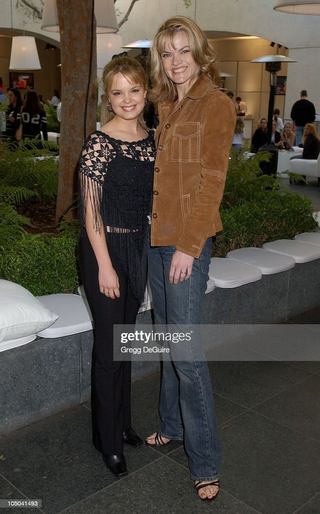 Kimberly J Brown and Missi Pyle during The World Premiere of MGM's 'Agent Cody Banks' Arrivals / Party at Mann's Village Theatre in Westwood...