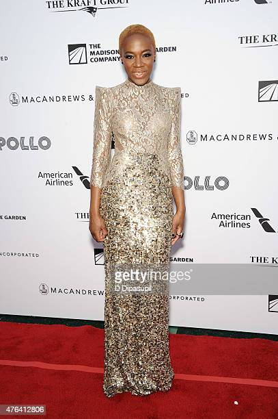 Kimberly Nichole attends The Apollo Theater's 10th Annual Spring Gala at The Apollo Theater on June 8 2015 in New York City