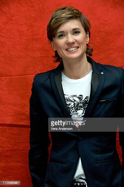 Kimberly Peirce at the 'StopLoss' press conference at the Four Seasons Hotel on March 16 2008 in Beverly Hills California
